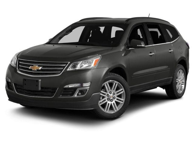 Photo Used 2014 Chevrolet Traverse SUV LT w1LT Front-wheel Drive For Sale Streamwood, IL