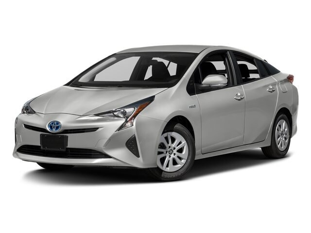 Photo Used 2016 Toyota Prius Hatchback Three Front-wheel Drive For Sale Streamwood, IL