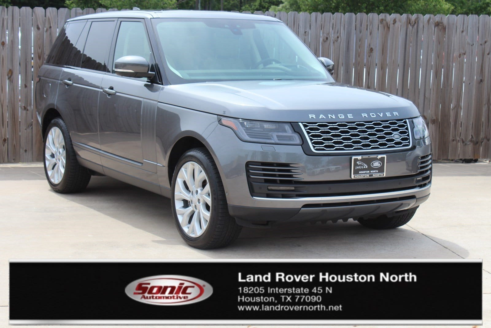 Photo Certified Used 2018 Land Rover Range Rover 5.0L V8 Supercharged in Houston