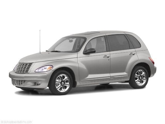 Photo Used 2003 Chrysler PT Cruiser Limited for Sale in Clearwater near Tampa, FL