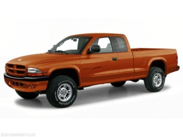 Photo Used 2000 Dodge Dakota Club Cab 131 WB 4WD Sport Extended Cab Pickup in Grants Pass