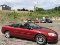 2005 Chrysler Sebring Convertible