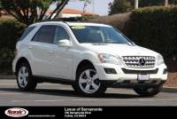 Pre Owned 2011 Mercedes-Benz M-Class ML 350 SUV