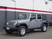 Used 2016 Jeep Wrangler JK Unlimited For Sale at Huber Automotive | VIN: 1C4BJWDG6GL285103