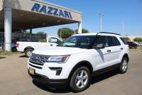 Used 2018 Ford Explorer Base SUV in Merced, CA