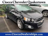 Used 2012 Chevrolet Sonic LTZ For Sale in Allentown, PA