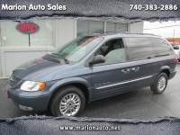 2001 Chrysler Town & Country 4dr Limited AWD