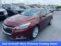 Pre-Owned 2015 Chevrolet Malibu LT w/2LT Sedan