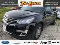 Used 2017 Chevrolet Traverse LT SUV