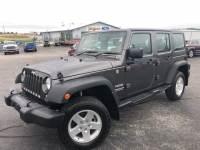Used 2016 Jeep Wrangler Unlimited Sport RHD SUV