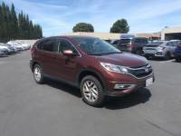 Used 2015 Honda CR-V EX SUV For Sale in Fairfield, CA