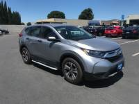Certified Pre-Owned 2017 Honda CR-V LX SUV For Sale in Fairfield, CA