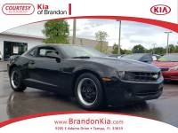 Pre-Owned 2012 Chevrolet Camaro 1LS Coupe in Jacksonville FL