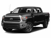 2016 Toyota Tundra 4WD Truck Crewmax 5.7L FFV V8 6-Spd AT