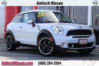 2015 MINI Paceman Cooper S Paceman SUV at Antioch Nissan