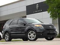 Pre-Owned 2014 Ford Explorer Limited FWD Limited 6 in Plano/Dallas/Fort Worth TX