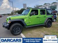 Used 2018 Jeep Wrangler Unlimited Sport 4x4