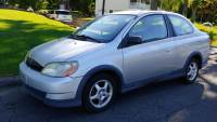 2000 Toyota Echo 2dr Cpe Manual