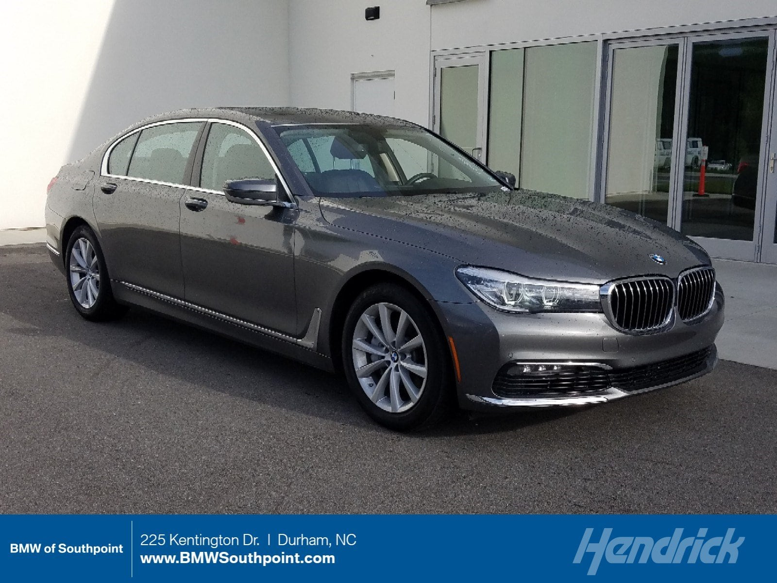 Photo 2018 BMW 7 Series 740i xDrive Sedan in Franklin, TN