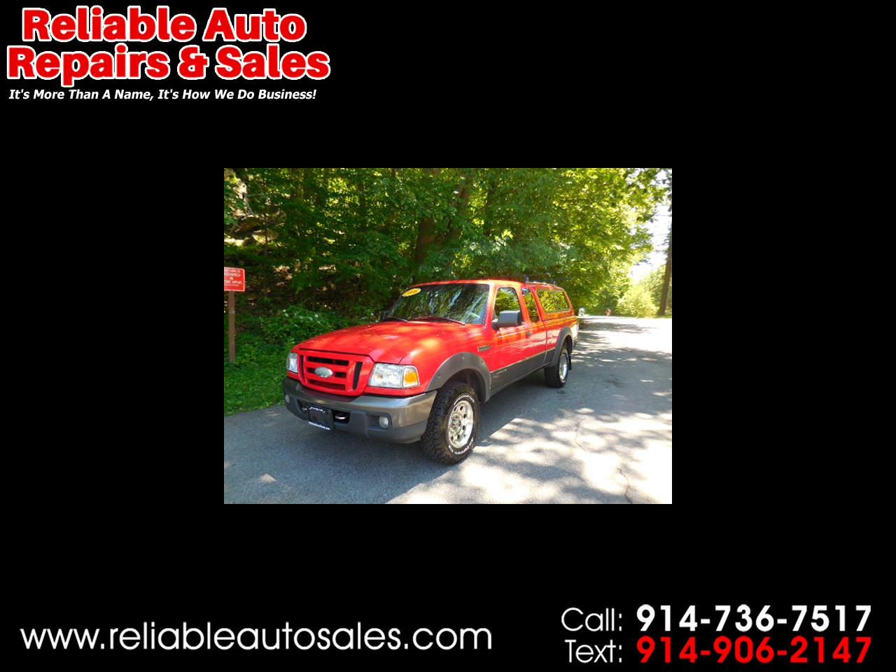 Photo 2006 Ford Ranger FX4 Off-Road SuperCab 4-Door 4WD