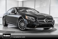 Pre-Owned 2017 Mercedes-Benz S-Class Coupe For Sale Near Los Angeles