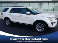 2018 Ford Explorer Limited SUV 4