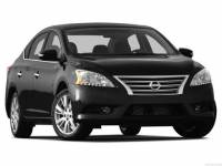Used 2013 Nissan Sentra S Sedan in Springfield