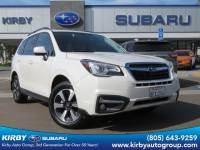 Certified Pre-Owned 2018 Subaru Forester 2.5i Limited in Ventura, CA