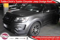 2016 Ford Explorer Sport SUV - Tustin