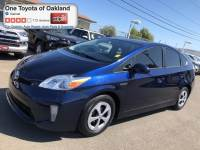Certified Pre-Owned 2015 Toyota Prius Two Hatchback in Oakland, CA