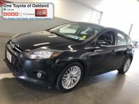 Pre-Owned 2014 Ford Focus Titanium Hatchback in Oakland, CA