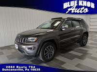 2019 Jeep Grand Cherokee Limited SUV in Duncansville   Serving Altoona, Ebensburg, Huntingdon, and Hollidaysburg PA