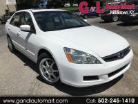 2006 Honda Accord Sdn EX-L V6 AT