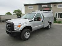 Used 2011 Ford F-250 4x4 Service Utility Truck