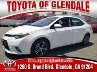 Used 2016 Toyota Corolla LE Plus For Sale | Glendale CA | Serving Los Angeles | 5YFBURHEXGP421032
