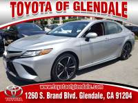 Used 2018 Toyota Camry XSE For Sale | Glendale CA | Serving Los Angeles | 4T1B61HK0JU088220