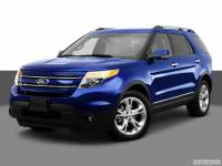 Used 2013 Ford Explorer Limited near Greenville, NC