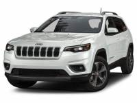 Certified Used 2019 Jeep Cherokee Limited 4x4 SUV in Warwick