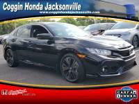 Certified 2017 Honda Civic EX Hatchback in Jacksonville FL