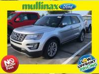 Used 2016 Ford Explorer Limited W/ Lane Keeping, Blis, Active Park Assist! SUV V-6 cyl in Kissimmee, FL