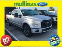 Used 2017 Ford F-150 XLT Sport Loaded! W/ MAX TOW, NAV, Twin Panel Roof Truck SuperCrew Cab V-6 cyl in Kissimmee, FL