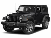 2017 Jeep Wrangler JK Rubicon 4x4 SUV