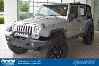 2007 Jeep Wrangler Unlimited X Convertible in Franklin, TN