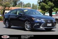 L/Certified 2016 Lexus ES 300h Hybrid