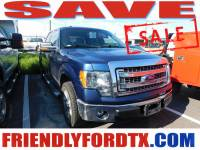 Used 2014 Ford F-150 XLT Truck V8 FFV for Sale in Crosby near Houston