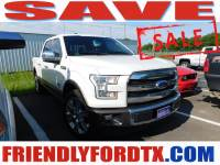 Used 2016 Ford F-150 King Ranch Truck EcoBoost V6 GTDi DOHC 24V Twin Turbocharged for Sale in Crosby near Houston
