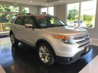 Used 2015 Ford Explorer Limited SUV | Aberdeen