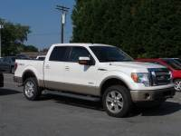 Pre-Owned 2012 Ford F-150 Truck SuperCrew Cab
