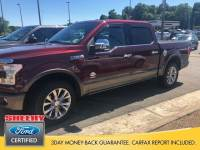 Certified 2016 Ford F-150 King Ranch Truck SuperCrew Cab V-6 cyl in Richmond, VA