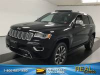Used 2017 Jeep Grand Cherokee For Sale at Burdick Nissan | VIN: 1C4RJFCG8HC739661
